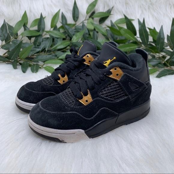 Jordan Shoes | Baby Jordans Black Suede